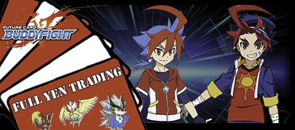 Future Card! Buddyfight (English)
