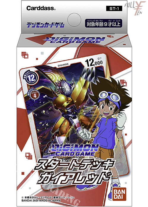 Digimon TCG ST1