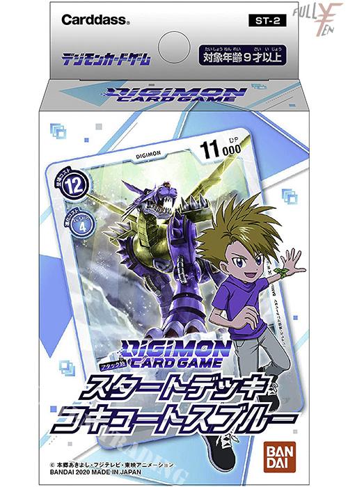 Digimon TCG ST2