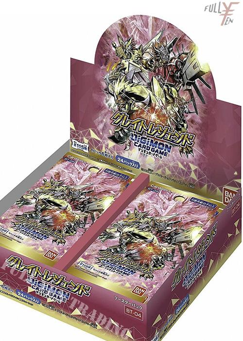 Digimon TCG BT4