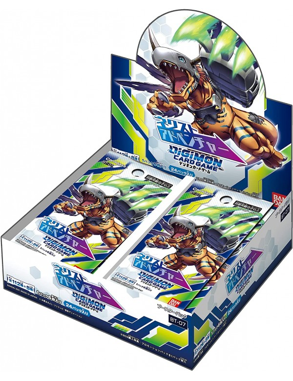 Digimon TCG BT7