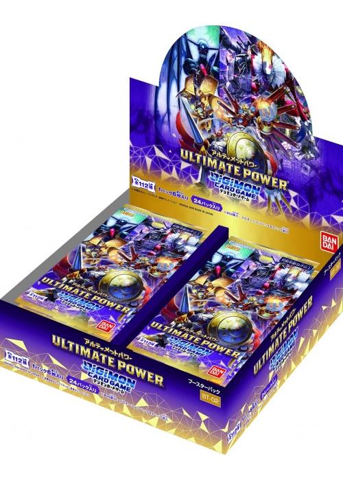 Japanese Digimon Card Game BT2